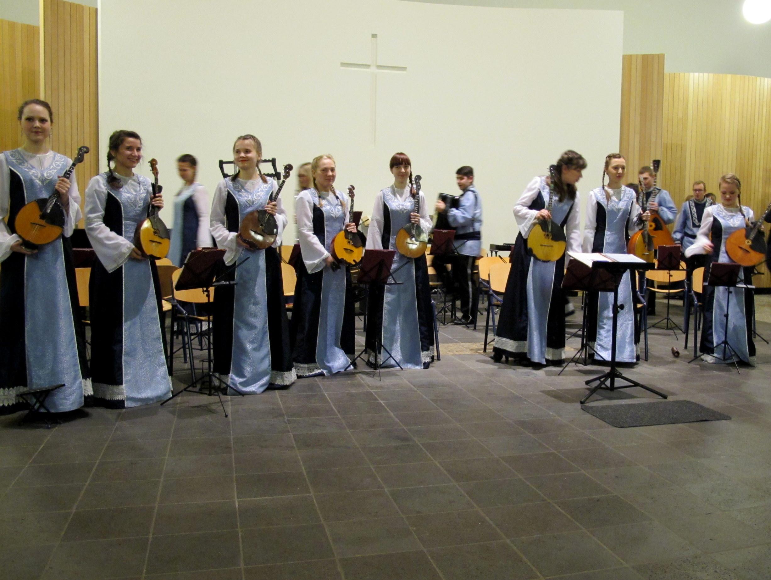 ....een orkest
