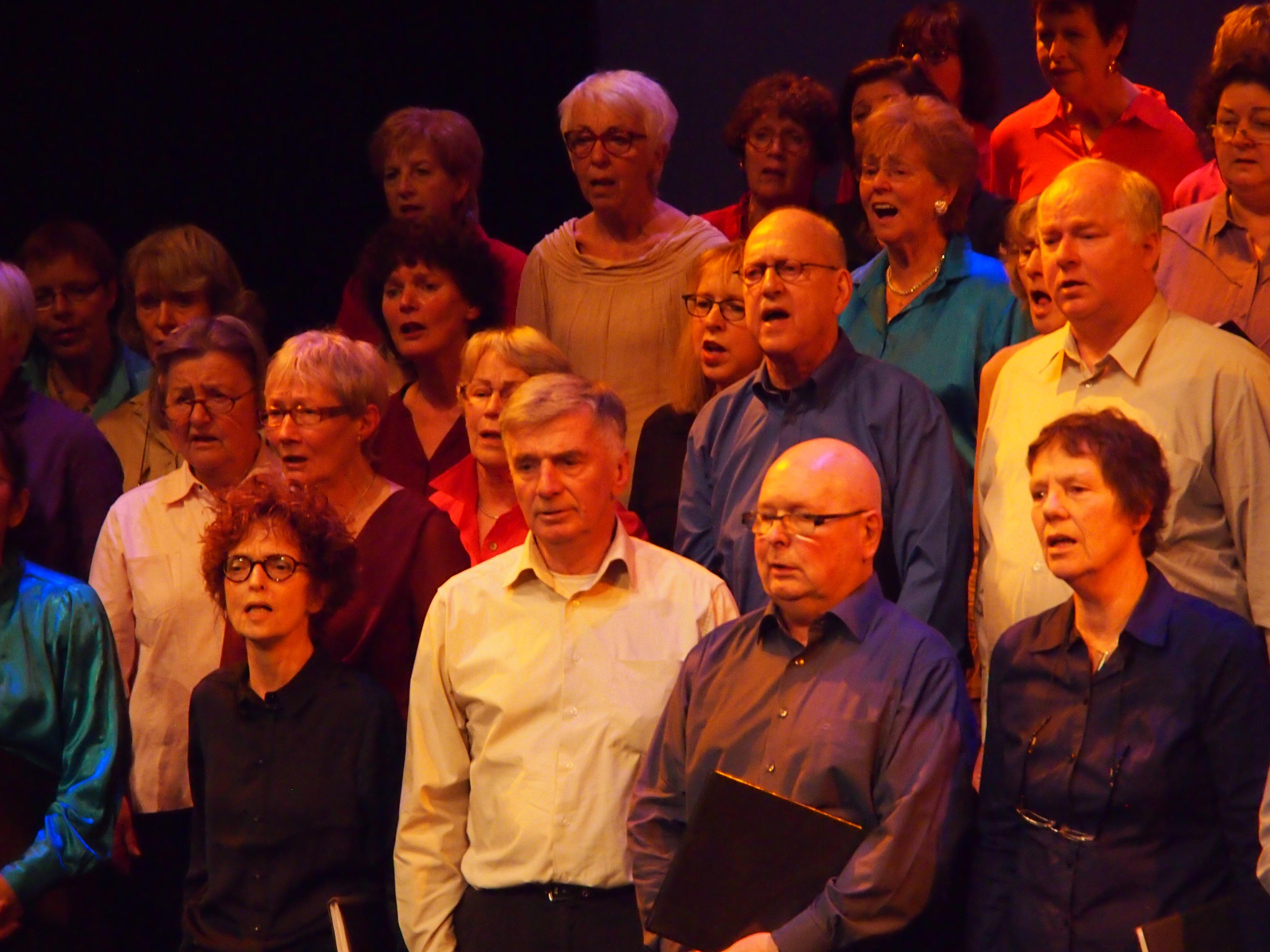 tenoren en sopranen