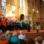Optreden in Wormer: Kazkedieze