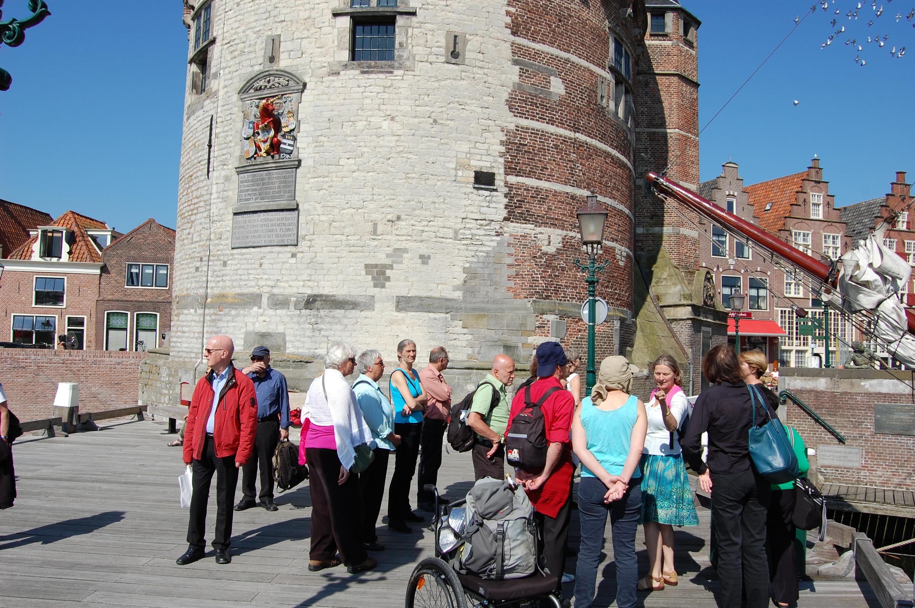 Stadswandeling in Hoorn